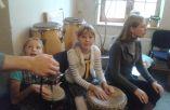Vaikų kultūros dienos. Studijoje