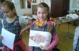 Vaikų kultūros dienos. Gubojos studijoje