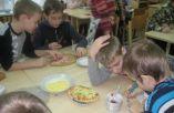 Technologijų pamoka I.Simonaitytės mokykloje