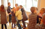 Vaikų kultūros dienos. Aktorystės menas