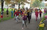 Europos olimpinės savaitės bėgimas